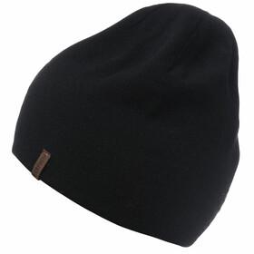 Giesswein Gehrenspitze Bonnet en maille tricotée, black